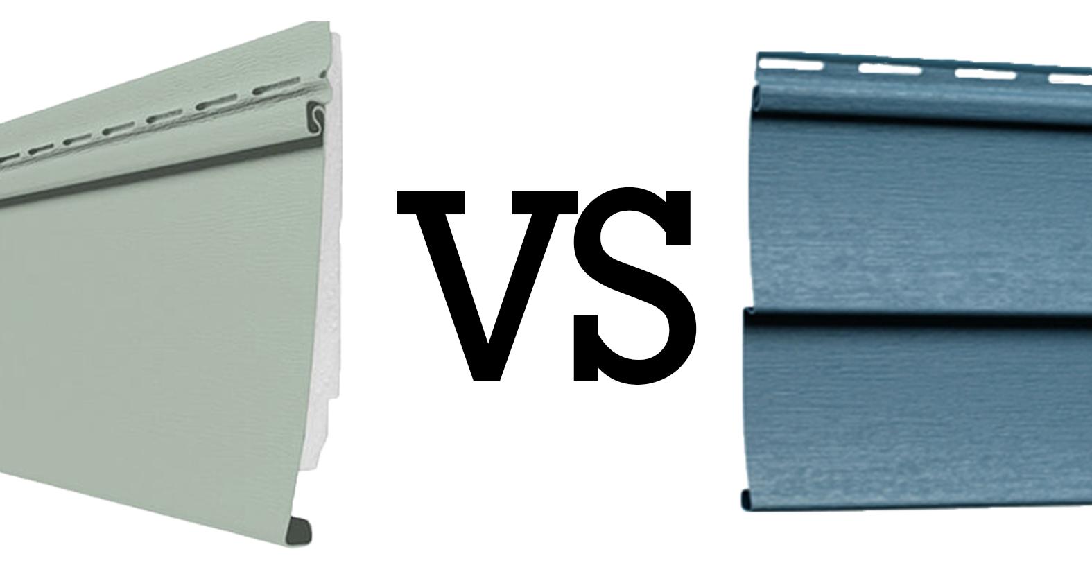 Insulated vs. Non-Insulated Vinyl Siding