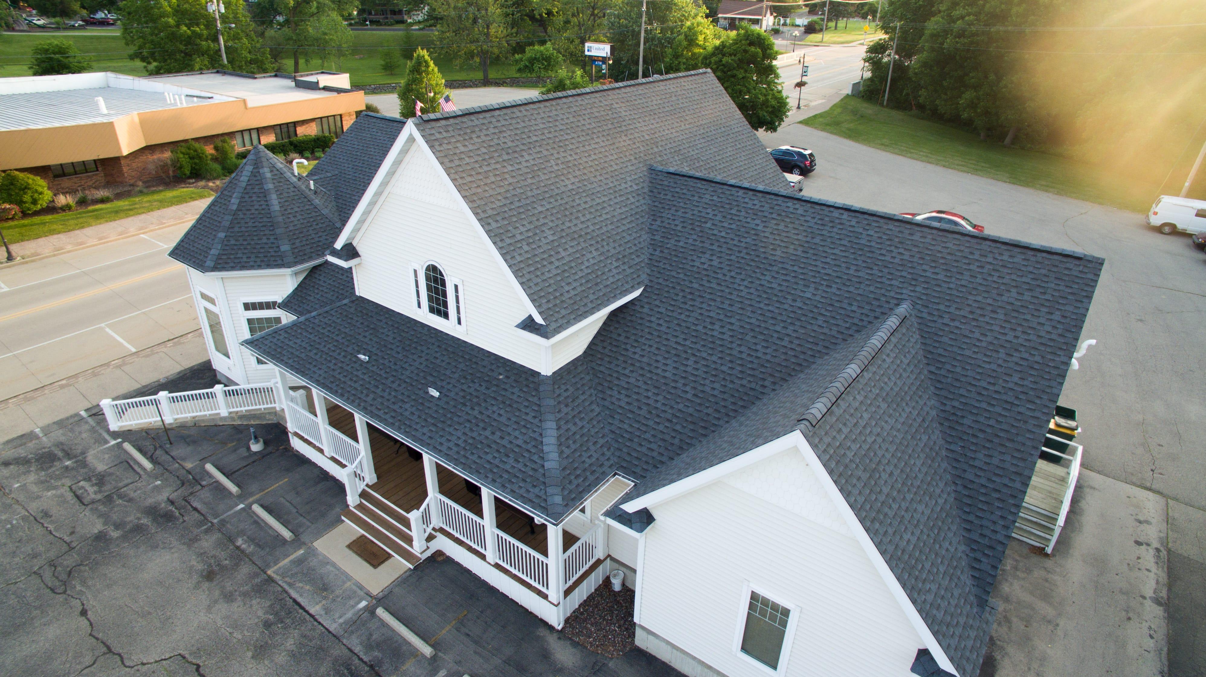 Beautiful Roof 2