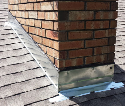 Great Chimney Flashing